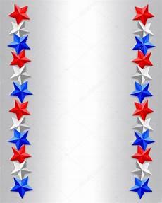 Patriotic Template Stars Border Template Patriotic Stars Border Template
