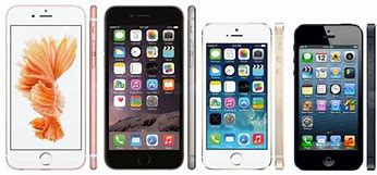 Image result for iPhone 5 vs iPhone 6s