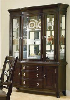 coaster meredith china cabinet espresso 103534 at