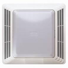 Broan Fan Light Cover Broan 70 Cfm Bathroom Exhaust Fan With Light Amp Reviews
