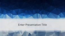Powerpoit Themes Free Low Poly Powerpoint Template Free Powerpoint Templates