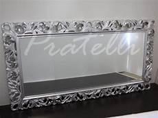 cornici moderne per specchi specchiera barocca cornice grande pratelli mobili