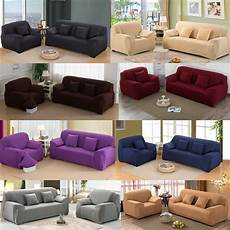 1 2 3 4 seater sofa slipcover stretch protector soft