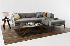 Sofa End Tables 3d Image 3d sofa andes right arm with coffee table and accessories