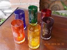 bicchieri di boemia arte collezionismo xtutti bicchieri cristallo di