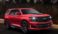 2020 Chevy Suburban 2500 Z71 by The Upcoming 2020 Tahoe Will Come Out With Big