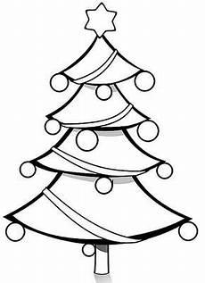 Ausmalbilder Weihnachten Tannenbaum Christbaum Malvorlage Weihnachten Basteln Vorlagen