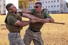 Marine Corp Martial Art Distraction As A Self Defense Tool Military Com