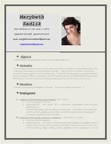 Sample Photography Resume Photographer Resume Sample Sample Resumes