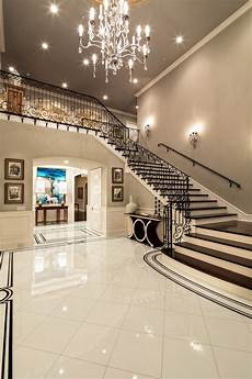 15 extremely luxury entry designs with stairs
