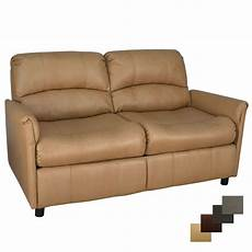 recpro charles 60 quot rv sofa sleeper w hide a bed loveseat