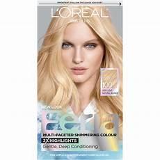 Feria Hair Colour Chart L Or 233 Al Paris Feria Permanent Hair Color Ebay