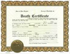 Death Certificate Print Out Online Procedure For Application Of Death Certificate In