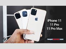 iPhone 11/iPhone 11 Pro/iPhone 11 Pro Max Release Date