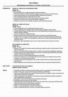 Medical Assistant Job Description Sample 20 Medical Office Assistant Job Description Resume