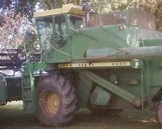 Used Farm Tractors For Sale John Deere 6600 Combine 2008