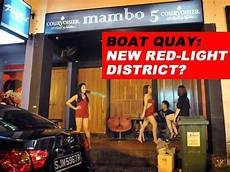 Singapore Red Light Area Singapore News Alternative Boat Quay Becomes The New Red