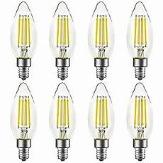 Light Bulb B10 Vs B11 Led B10 B11 Candelabra Light Bulbs Daylight 5000k E12