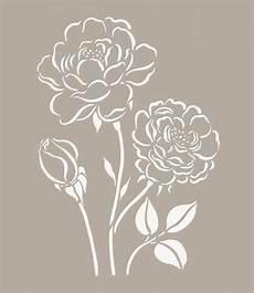 stencil fiori stilizzati fiori stilizzati per muri cerca con watercolour