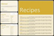 Free Cookbook Templates For Word Free Blank Cookbook Template Pdf Word Format Excel