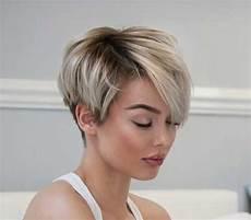kurzhaarfrisuren asymmetrisch blond 15 fabulous asymmetrical haircuts crazyforus