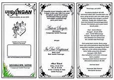 contoh undangan pernikahan by email contoh isi undangan