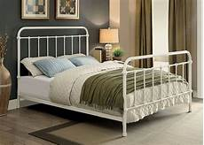 advantages of headboards beds white metal bed