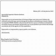 Ejemplos De Cartas De Peticion Ejemplo De Carta Pr 243 Rroga