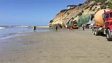 Solana Beach Tide Chart Tide Park Beach Access Solana Beach Youtube