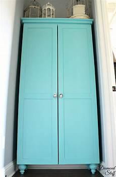diy aqua storage cabinet a in the stuff