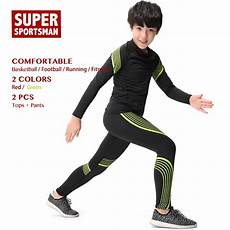 toddler workout clothes children sports wear suits boys