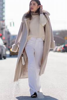 the dos and don ts of wearing winter white