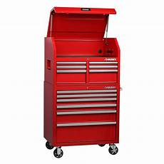 husky 36 in w 24 5 in d 12 drawer tool chest and cabinet