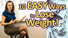 10 easy ways to lose weight get healthy weight loss