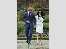 The Sweetest Photos From Harry & Meghan's Engagement