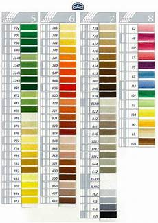 Dmc Rayon Floss Color Chart Dmc Coton A Broder 25 Art 107 On Choosing Colors
