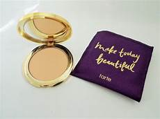 Tarte Confidence Creamy Powder Foundation Light Beige Brand New Uk Launches From Tarte Cosmetics For May