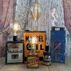 Oil Can Light L Eclaireur Vintage Marrel Oil Can Lamp Curated Living