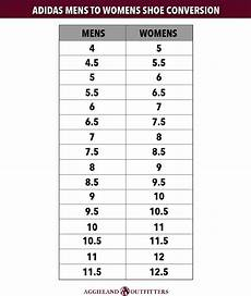 Conversion Chart Mens To Womens Shoes Mens To Womens Shoe Size Conversion Chart Adidas Di 2020
