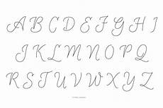 free alphabet pattern for monogram embroidery
