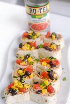 easy appetizer taco pinwheels fantabulosity