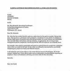 Recommendation Letter For Student From Employer 12 College Recommendation Letters Doc Pdf Free