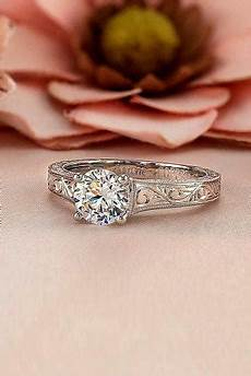 39 vintage engagement rings with stunning details page 6