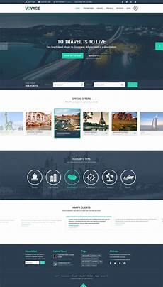 About Us Page Design Pinterest Free Travel Website Template Psd Travel Website Design
