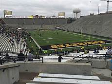 Many Rows Kinnick Stadium Seating Chart Kinnick Stadium Interactive Seating Chart