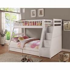 wildon home 174 dakota bunk bed with storage