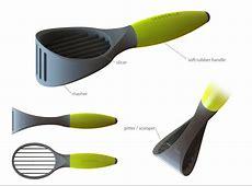 Kitchen Gadgets by Elliot Cohen at Coroflot.com