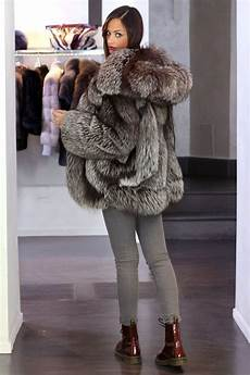 coats with 42 photos of faux fur jackets styled in an ultra modern way