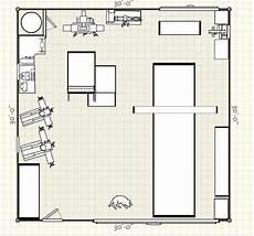 Machine Shop Floor Plans Machine Shop Layout Questions