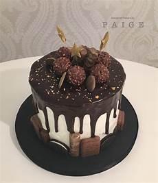 Chocolate Designer Cake Chocolate And Gold Designer Cakes By